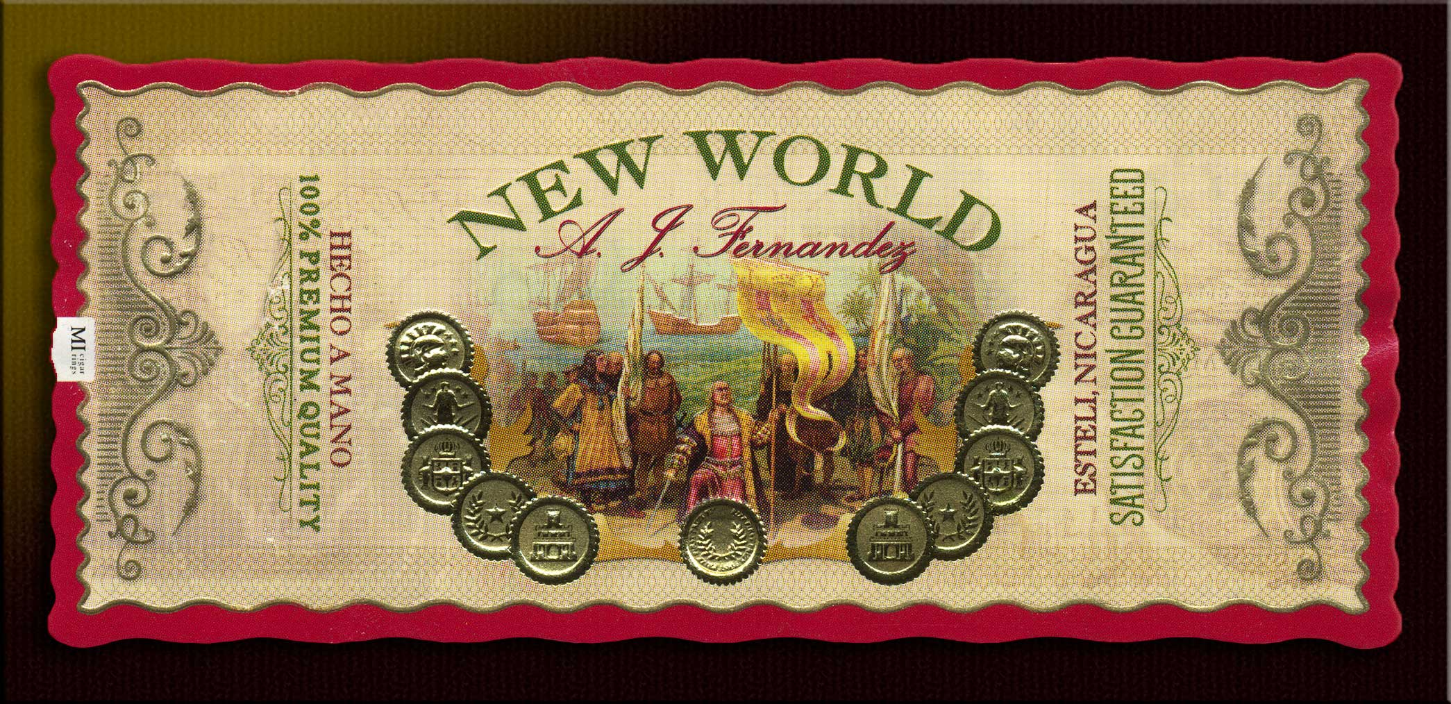 World News Gallery: Cigar Band Art Gallery