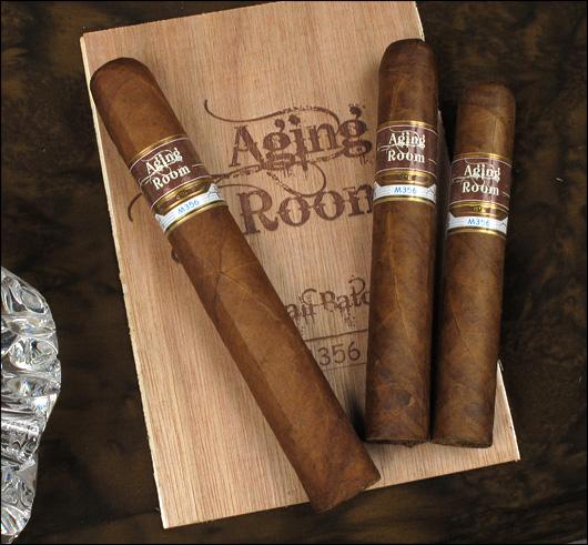 Aging Room M356 cigar