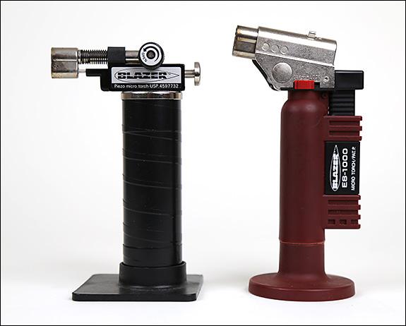 Blazer Torch Lighters