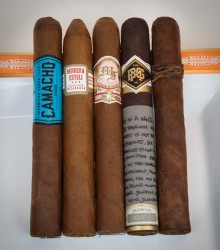 The Great Robustojoe Cigar Giveaway IV