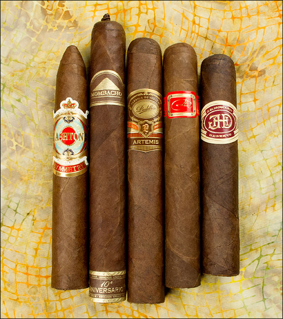 Cigar Committee Round 6