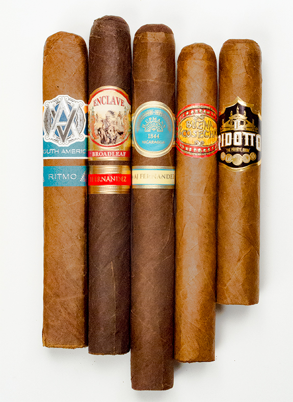 Cigar Committee Round 9