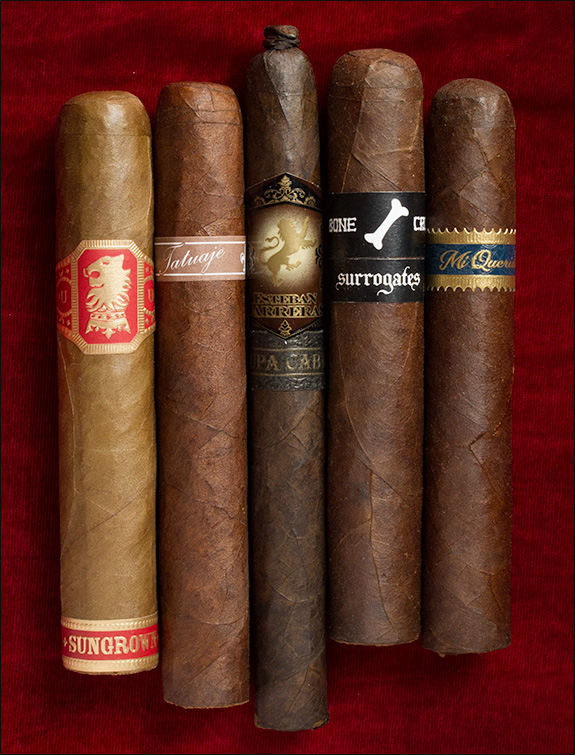 Cigar Committee Round 10