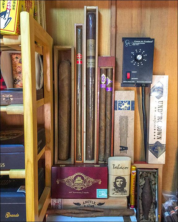 Robs Strange Cigars