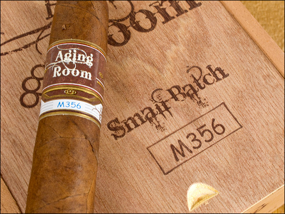 Aging Room Small Batch