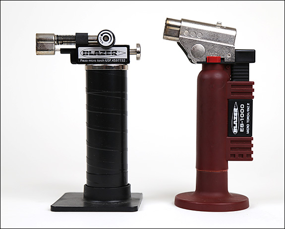 Blazer Torch Lighters