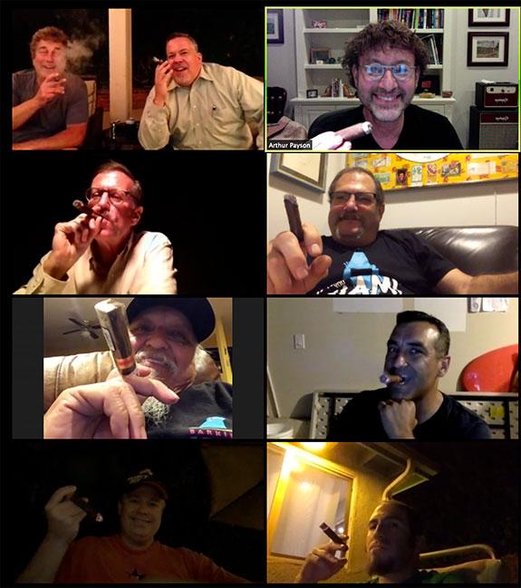 Virtual Cigar Lounge