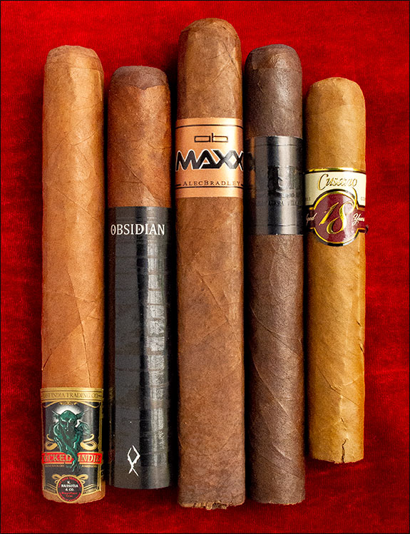 Cigar Committee Round-12