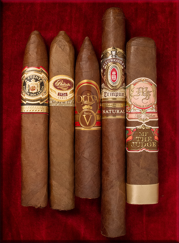 Cigar Committee Round-15