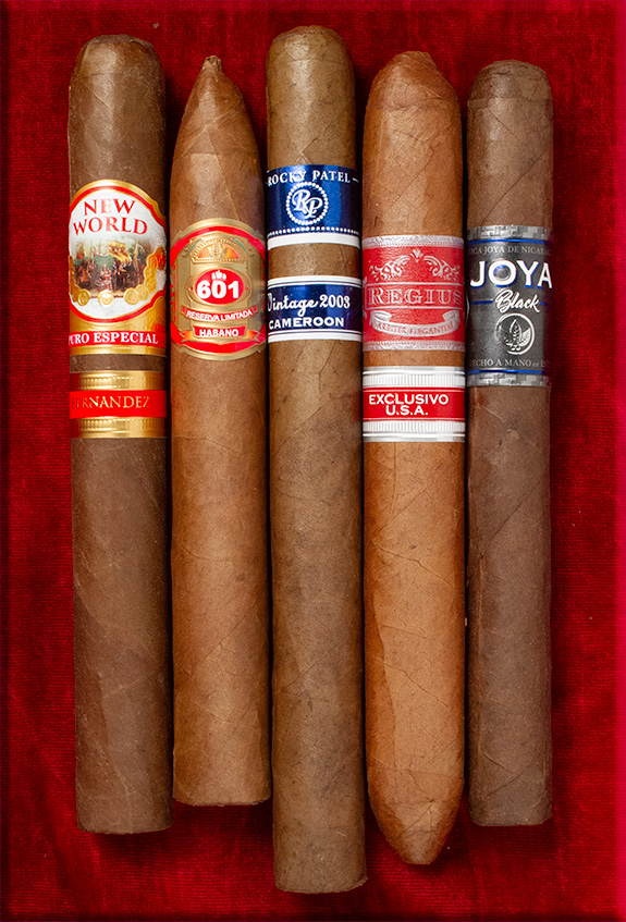 Cigar Committee Round-16
