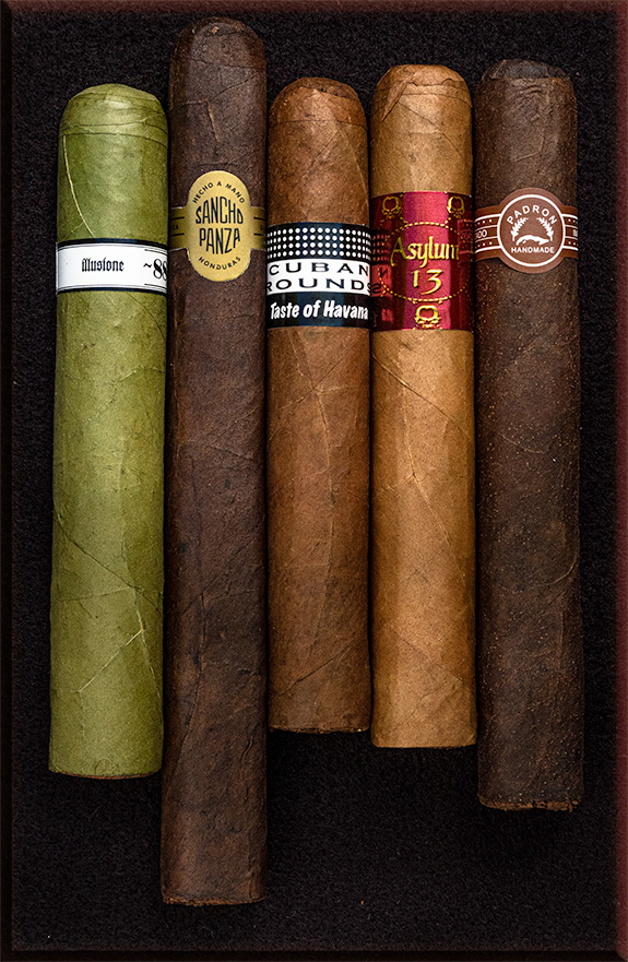 Cigar Committee Round 18